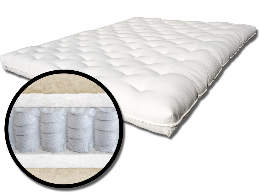 Pure Comfort Chemical Free Mattress