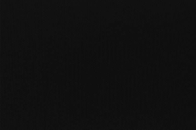 Black Outdura Futon Mattress Cover (fa770h)