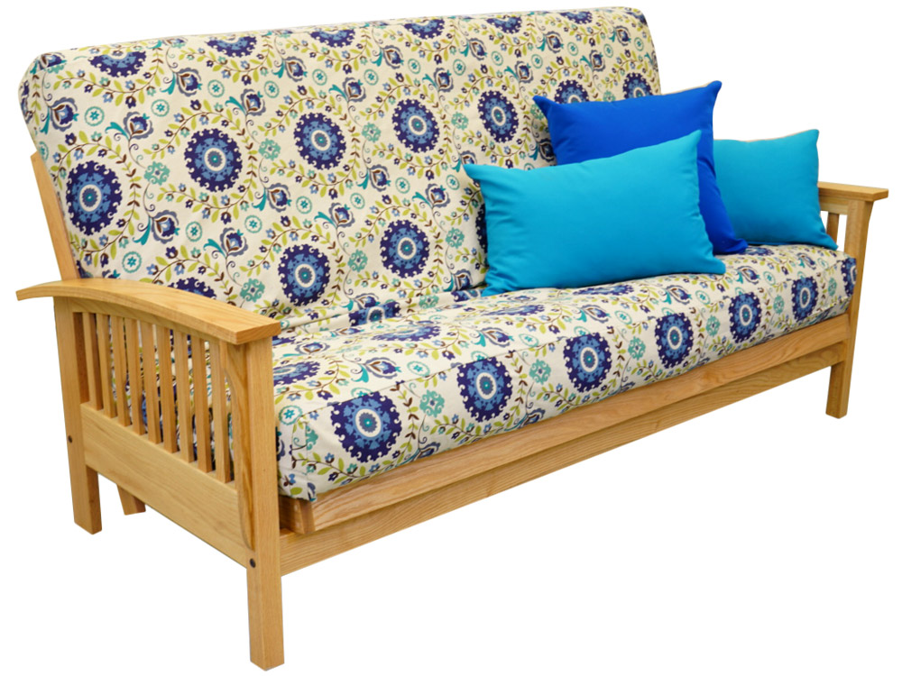 Amish Futon Frames Chemical Free