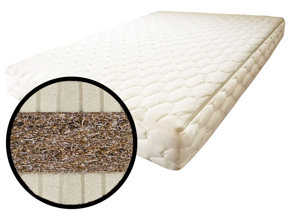 The Futon Shop Chemical Free Coconut Mattress Twin Cocomat