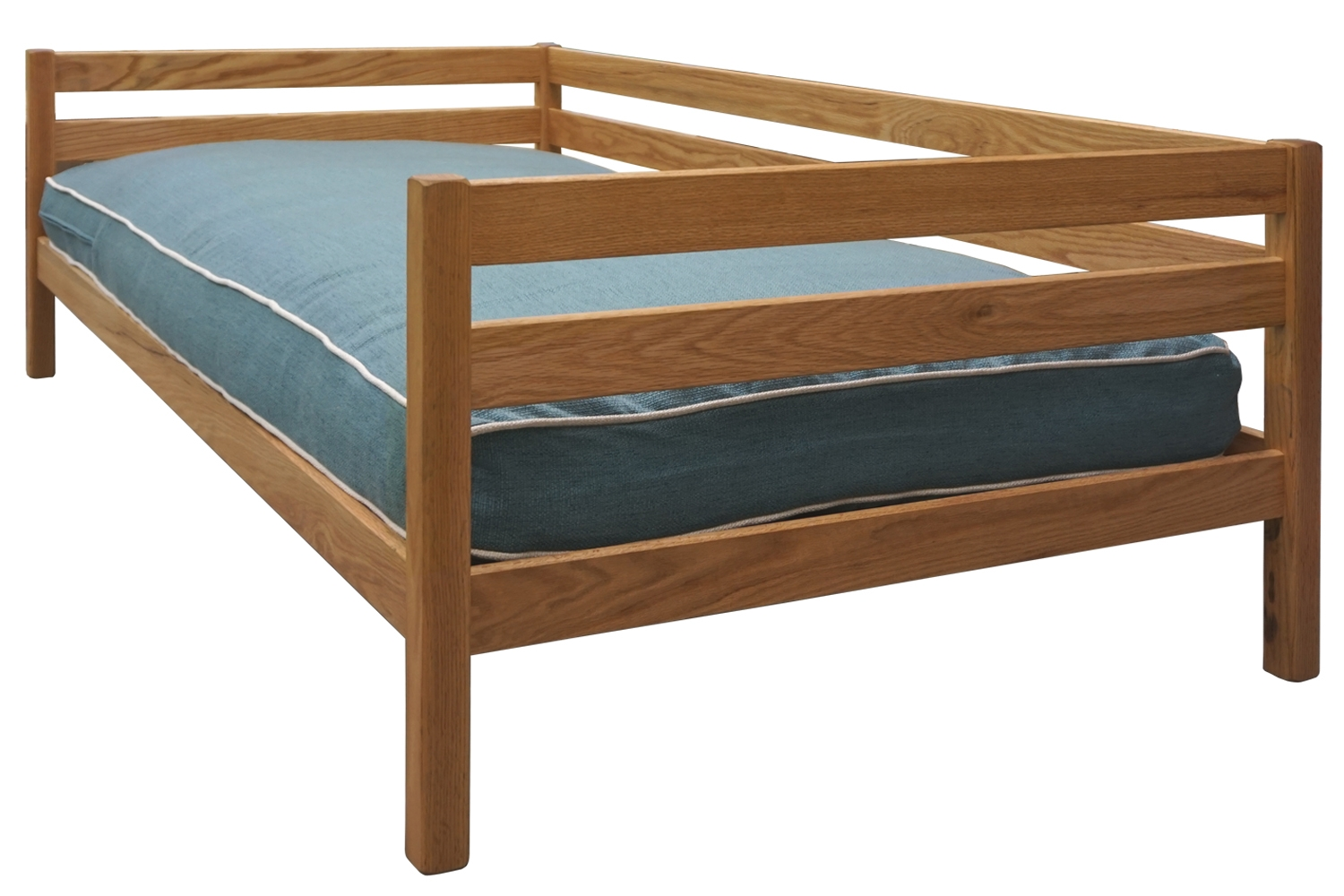- Solid Wood Daybed Forest Park Natural Chemical Free Wood