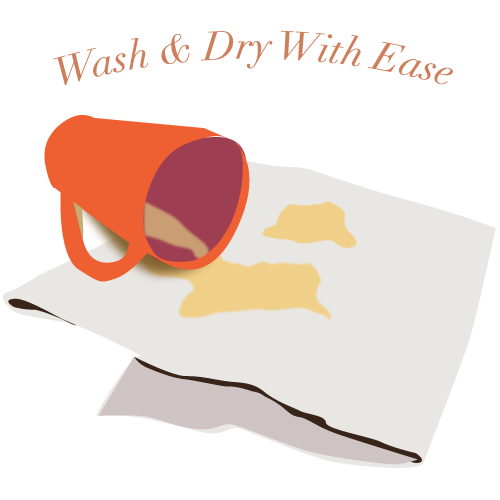 Wash & Dry Options