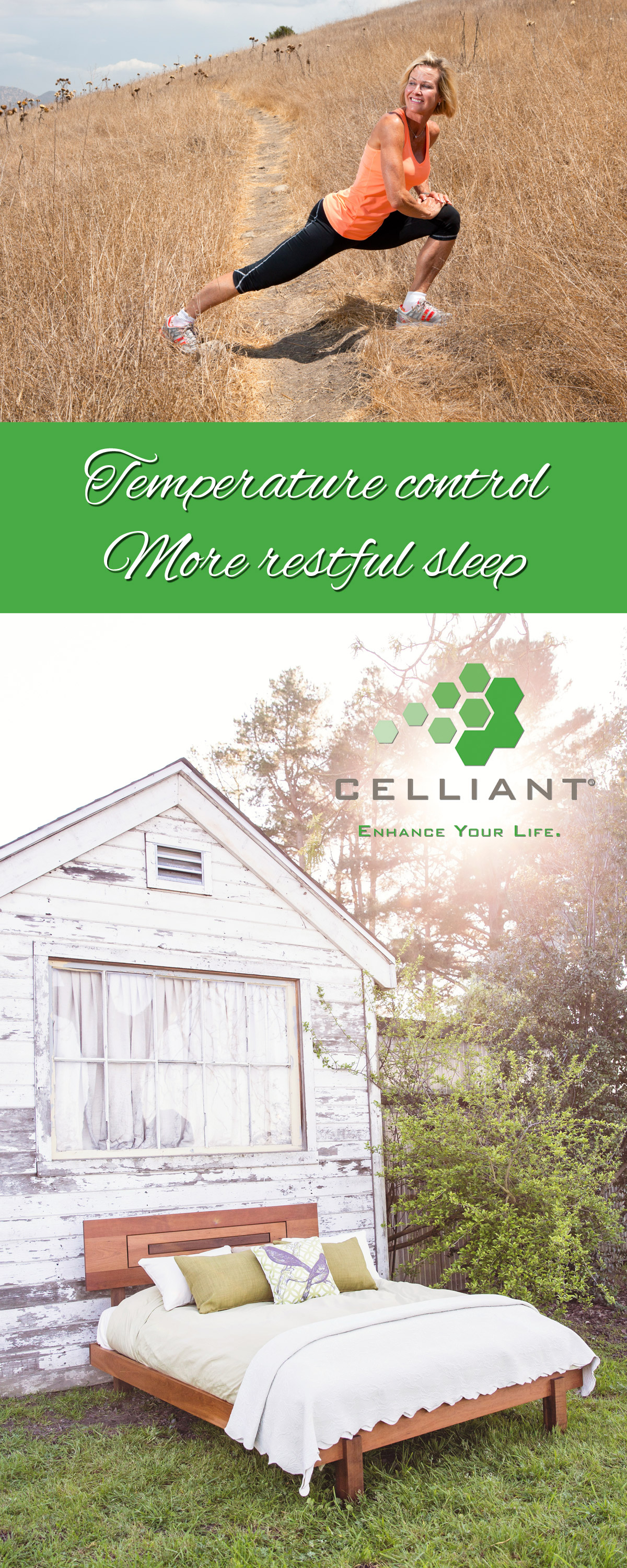 Alpha Celliant Advanced Performance Mattress made exclusively by The Futon Shop - Alpha Sleep