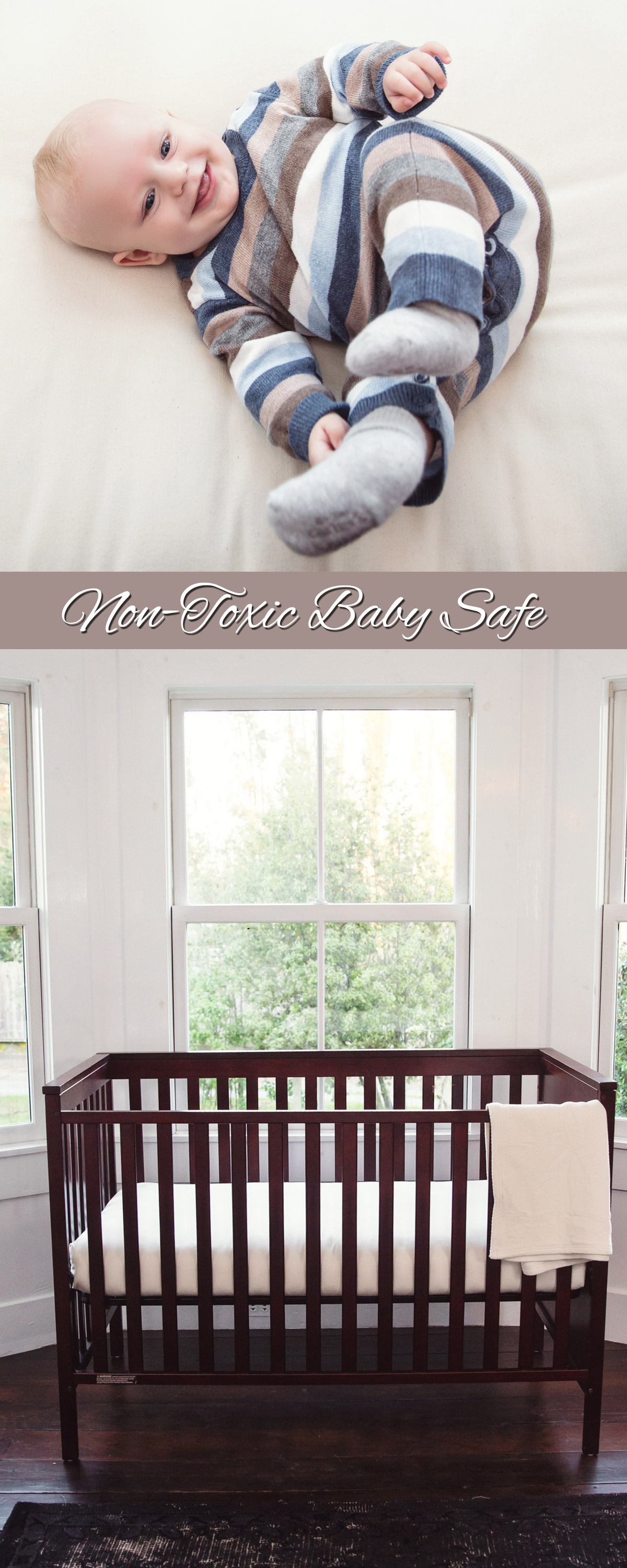 Organic Crib Mattress by The Futon Shop - The Best Crib Mattress - Latex Toddler Bed