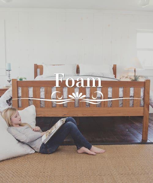 Foam Futon Mattresses