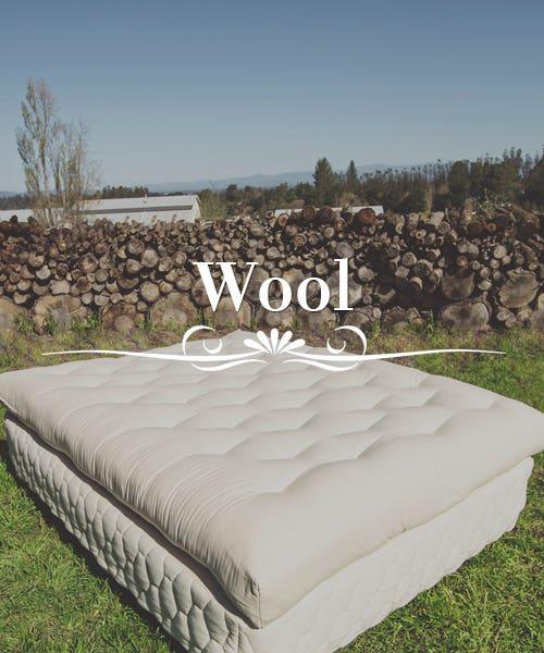 Wool Mattresses Futons