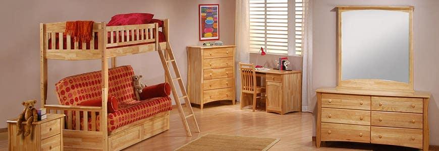 Bunk Bed Twin Frame Mattress Sets Free Shipping The Futon Shop