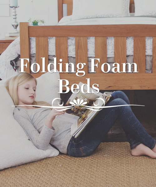 New Folding Foam Beds
