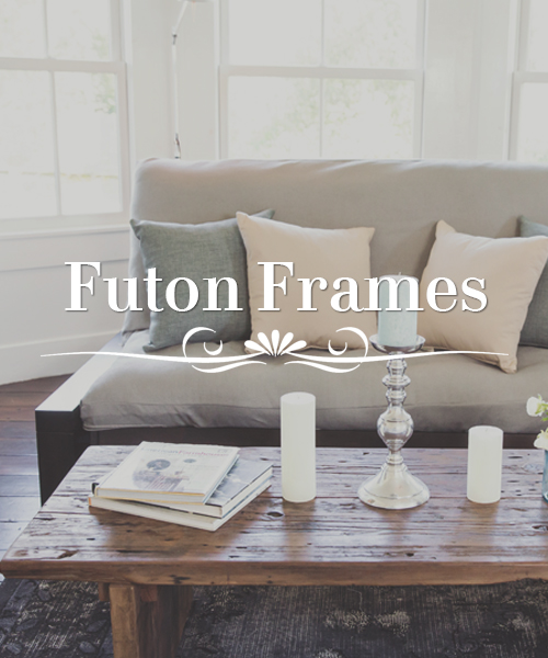 New Futon Frames