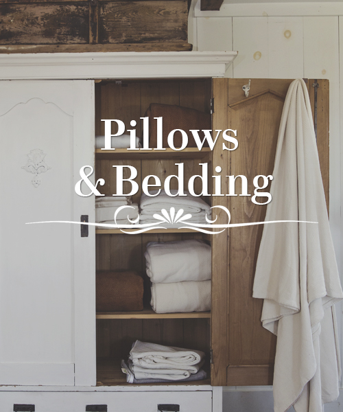 Organic Pillows Bedding