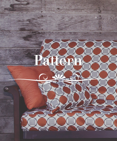Patterned & Chenille Pillows
