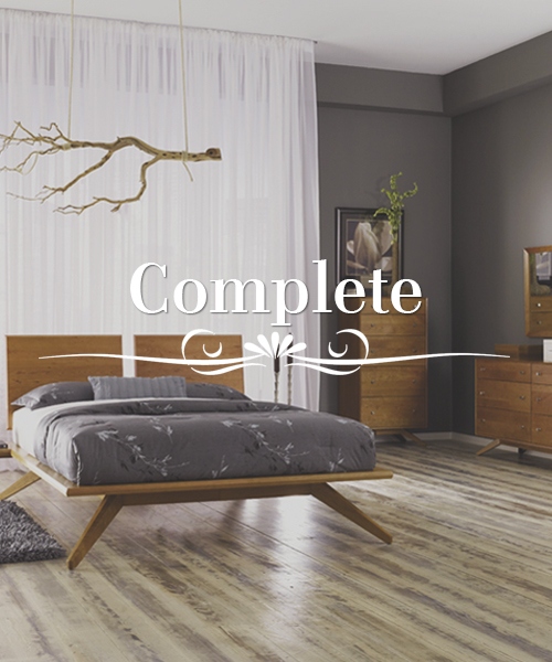 Complete Bedroom Suites