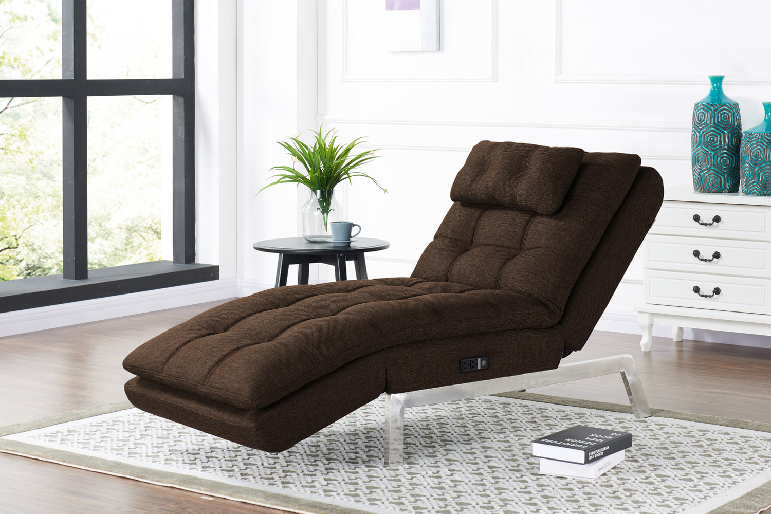 Apollo Chaise Lounger Sofa Bed