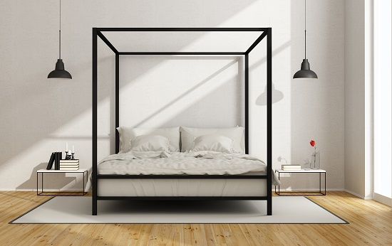 Blog What Is A Canopy Bed Frame