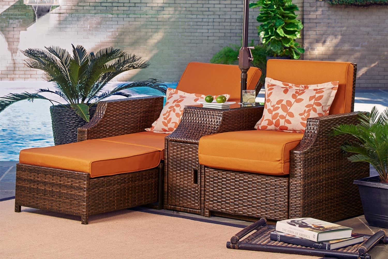 outdoor futons