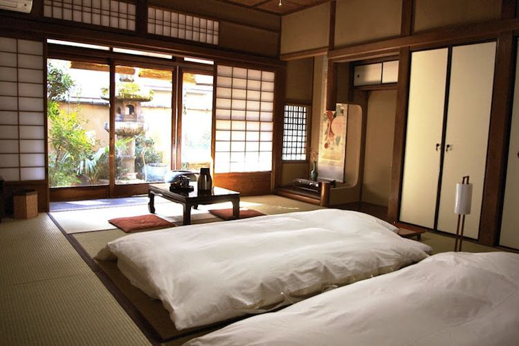Traditional Japanese Futon