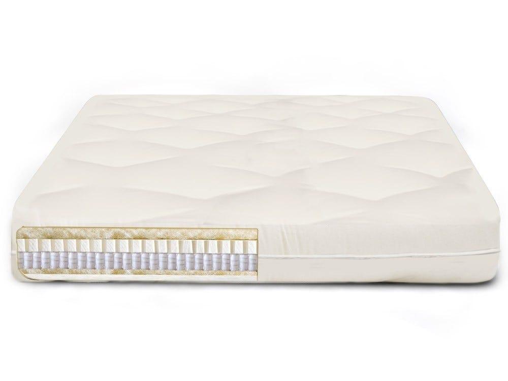 Eco Wool Organic Wool Futon Bed Mattress