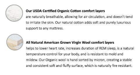 Organic Plus Mattress
