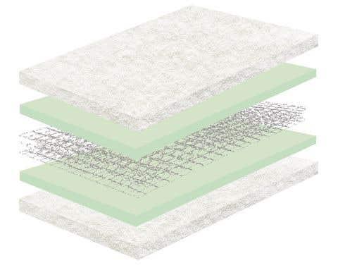 Stratus mattress