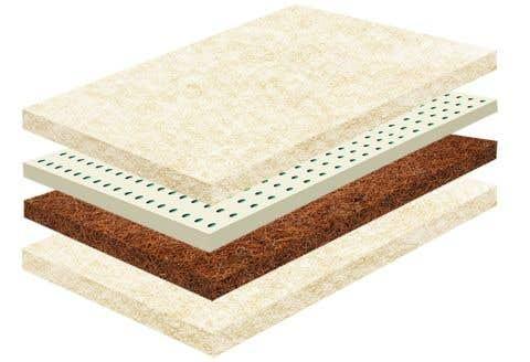 Sweetpea crib mattress