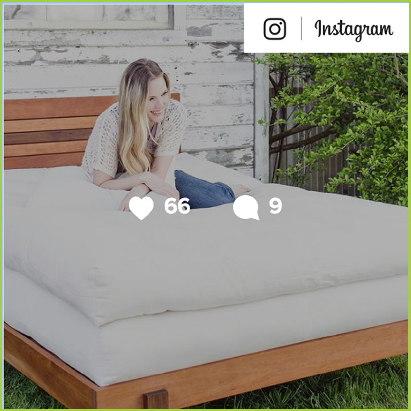 The Futon Shop Instagram