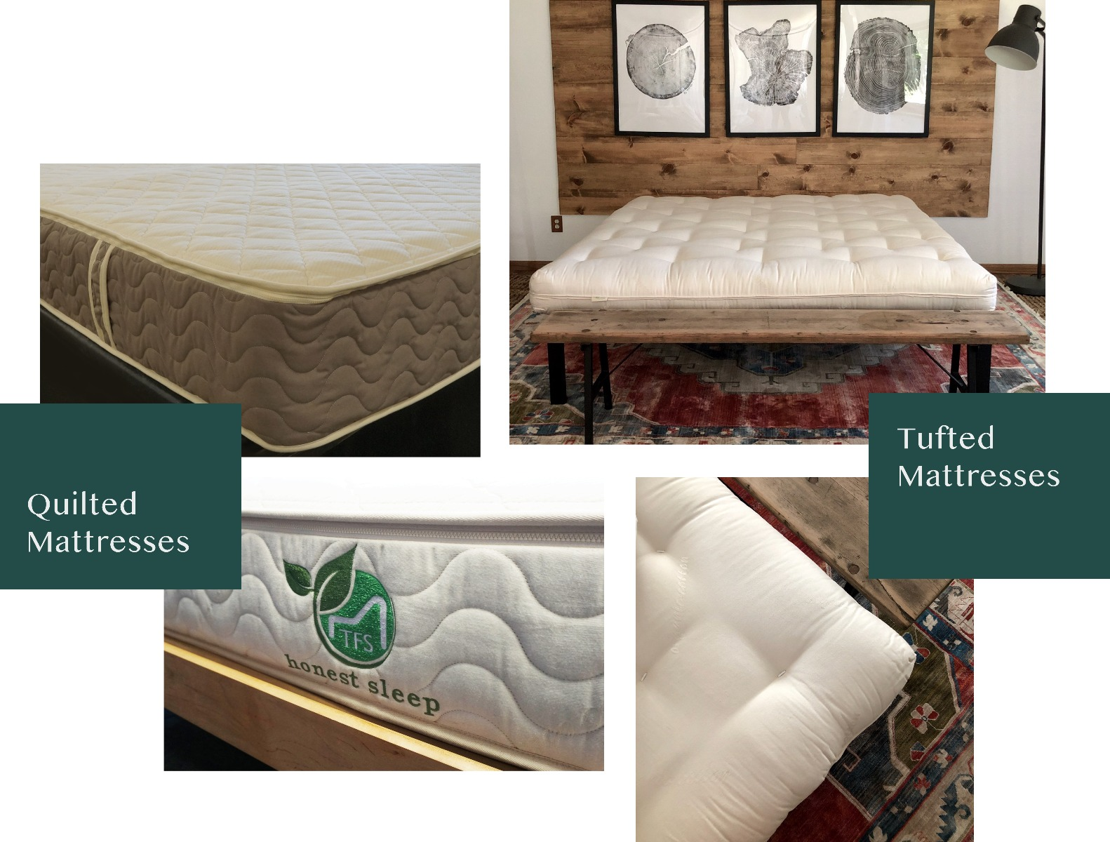 Futons Los Angeles California Organic