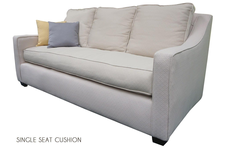 single cushion