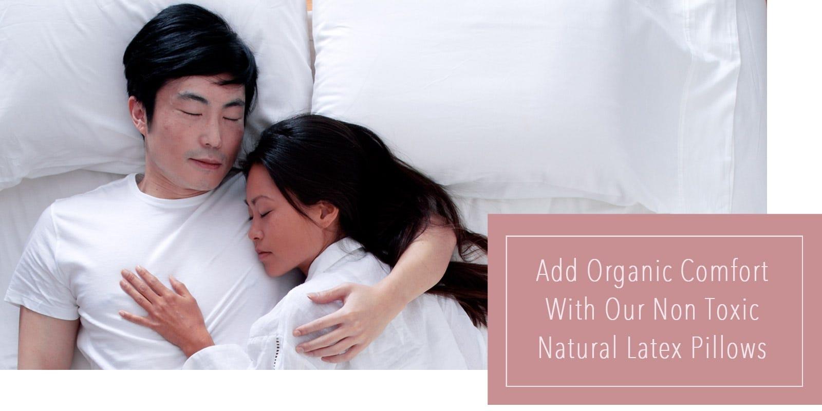 Non Toxic Natural Latex Pillows
