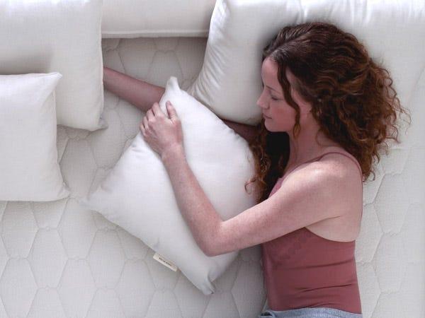 Natural Latex Shredded Filling Standard Pillow