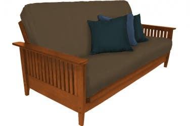 sicilian everyday futon set double futon sets free shipping   queen futon sets   futon frame      rh   thefutonshop