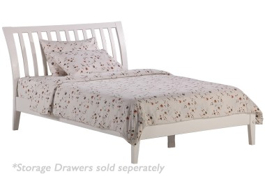 Nutmeg Platform Bed Set