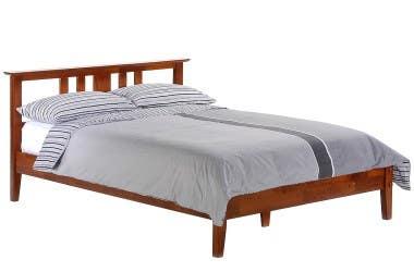 Shaker Platform Bed Set