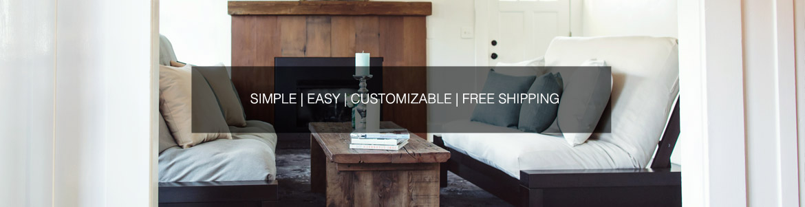 Futon Sets Free Shipping