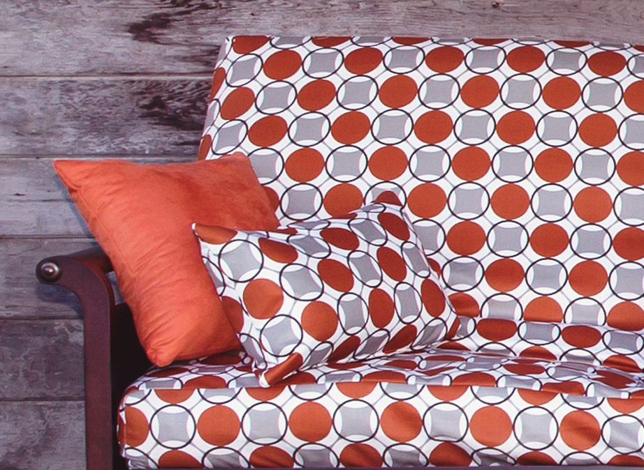 Patterned Futon Covers