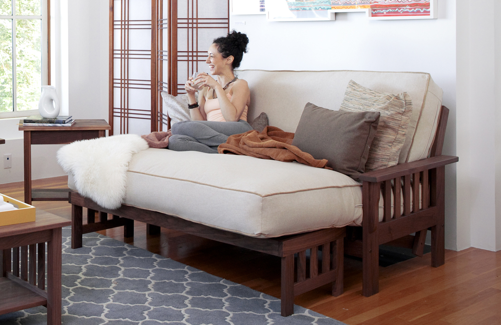 Futon Sofa Frames Couch Beds