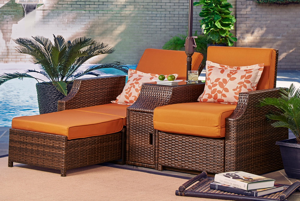 Outdoor Futon Frames