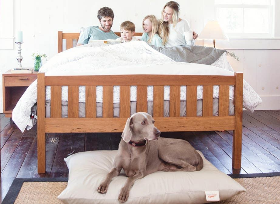 Chemcal Free Beds & Mattress Free Shipping