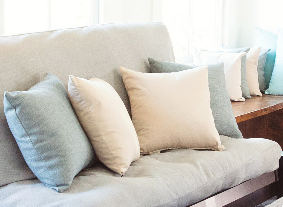 Easy And Fun Solid Throw Pillows