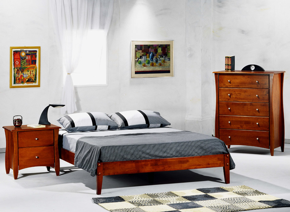 Natural Platform Beds Platform Bed Frames For Sale The