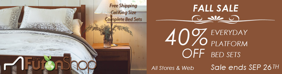 Free Shipping everyday platform bed sets California king size