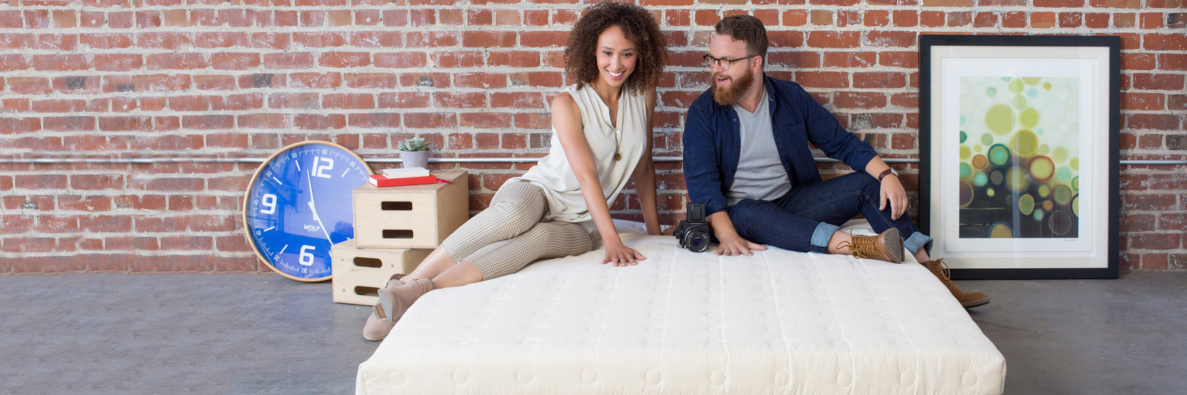 Latex Wool Futon Mattresses