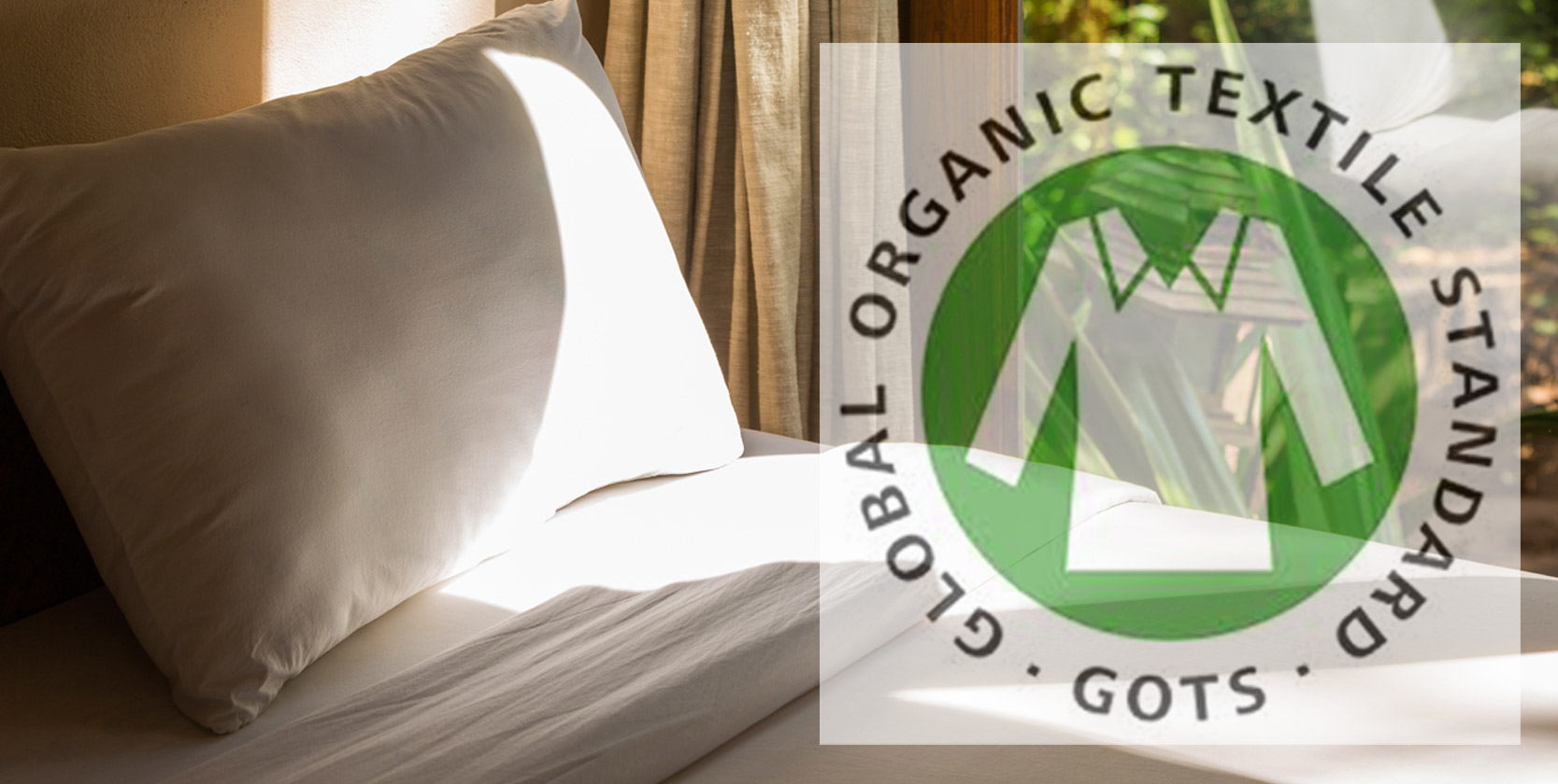 GOTS - Certified Organic Cotton Fabric
