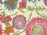 Floral_Cotton_Futon_Slipcover_Vivian_Bouquet