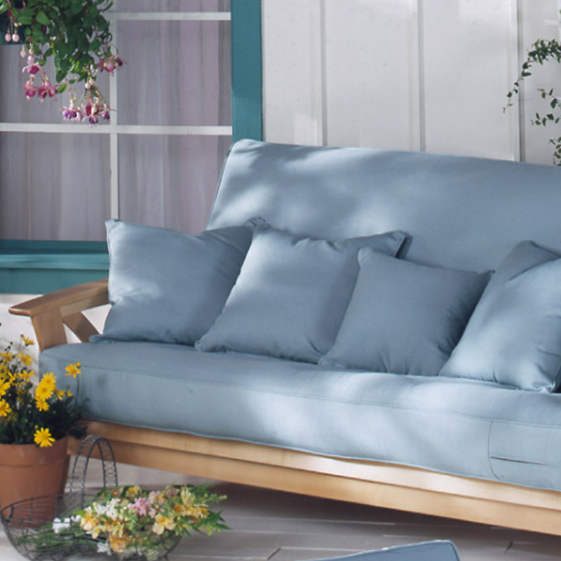 Outdoor Futon Covers and Pillows