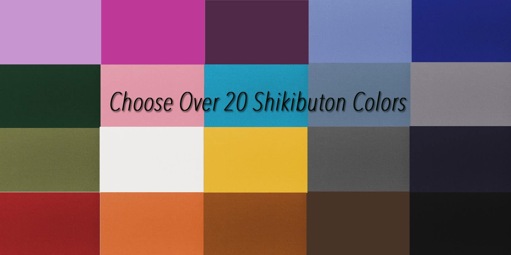 Color shikibuton