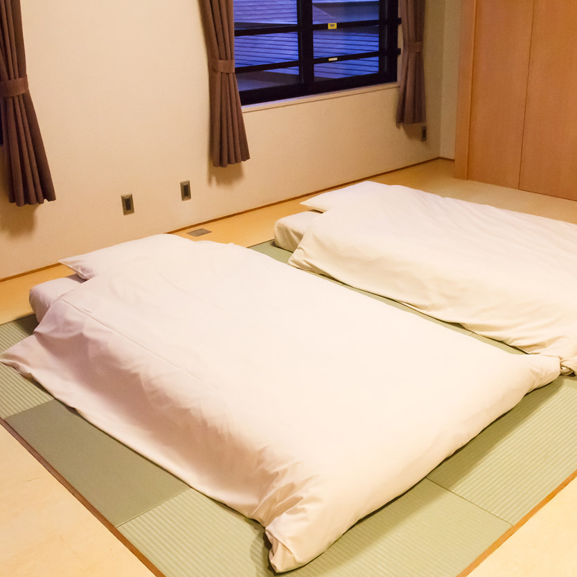 Blog Back To Basics Sleeping On A Traditional Japanese