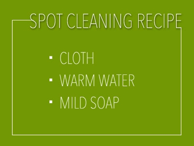 Spot Cleaning Recipe