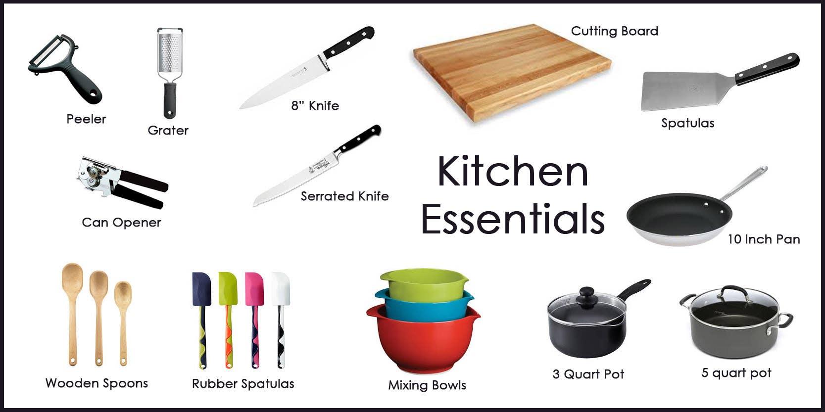 kitchen essential