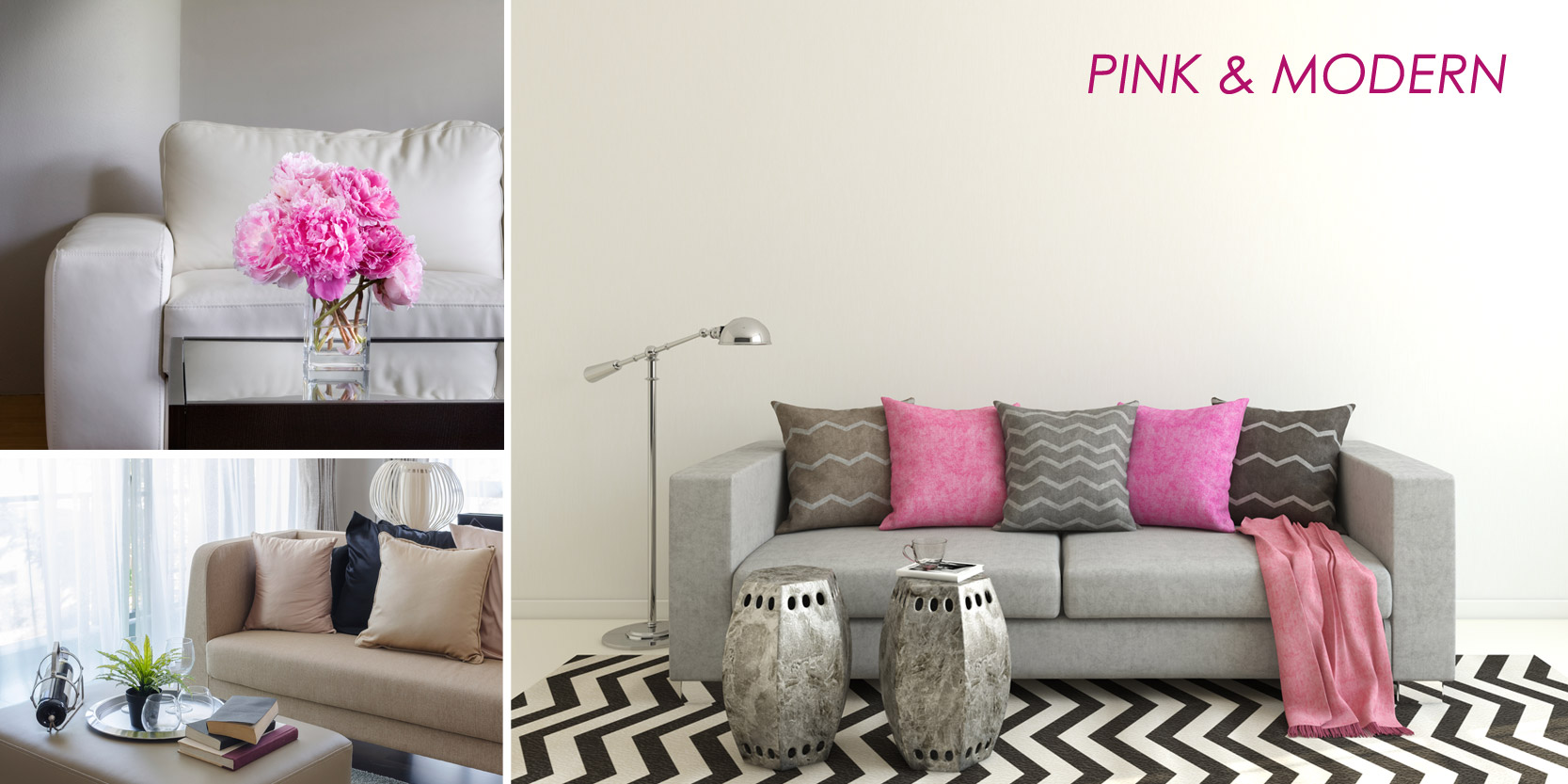 Blog College Living Part 3 A College Girl's Guide To A #0: Pink Modern