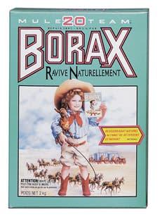 Borate and Borax